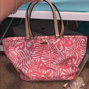 Like new Kate spade summer bag